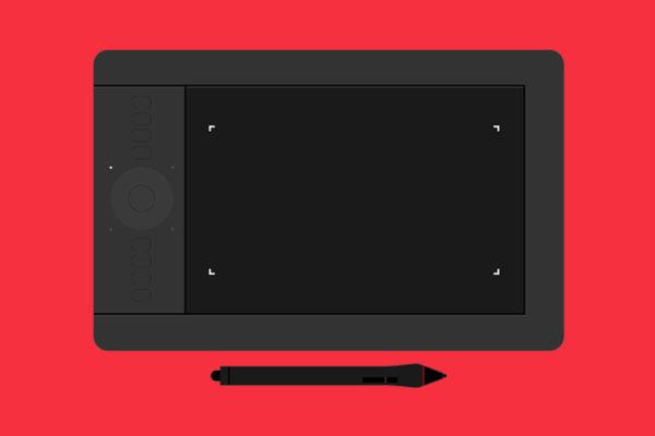 Essentials: Wacom Tablet Icon