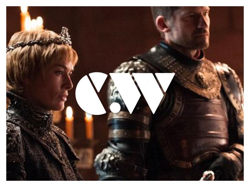 The Mad Queen Cersei - CarlWaldron.com