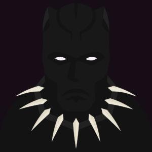 Black Panther - Hot Heads - Carl Waldron