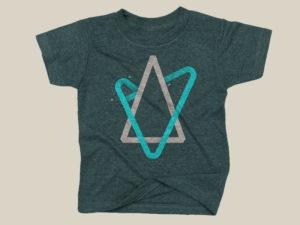 """CW Quickies - Jiu Jitsu """"Triangle"""" T-Shirt"""