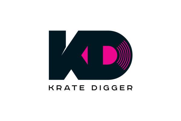 Krate Digger Logo