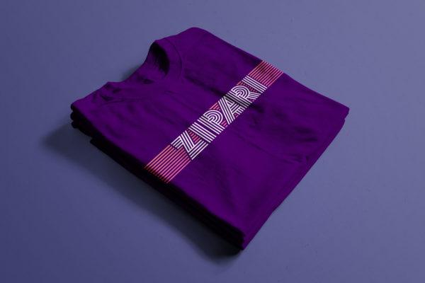 Unused Zipari Shirt Concept