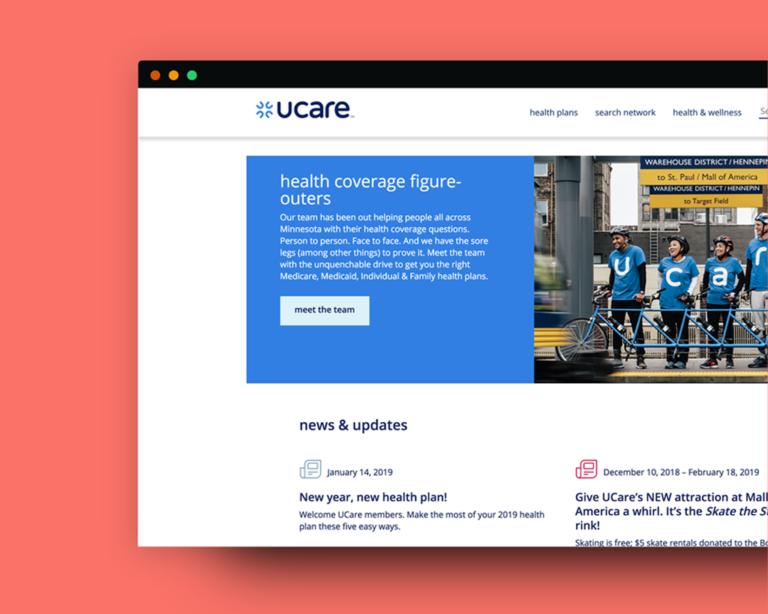 Healthcare Marketing Portal