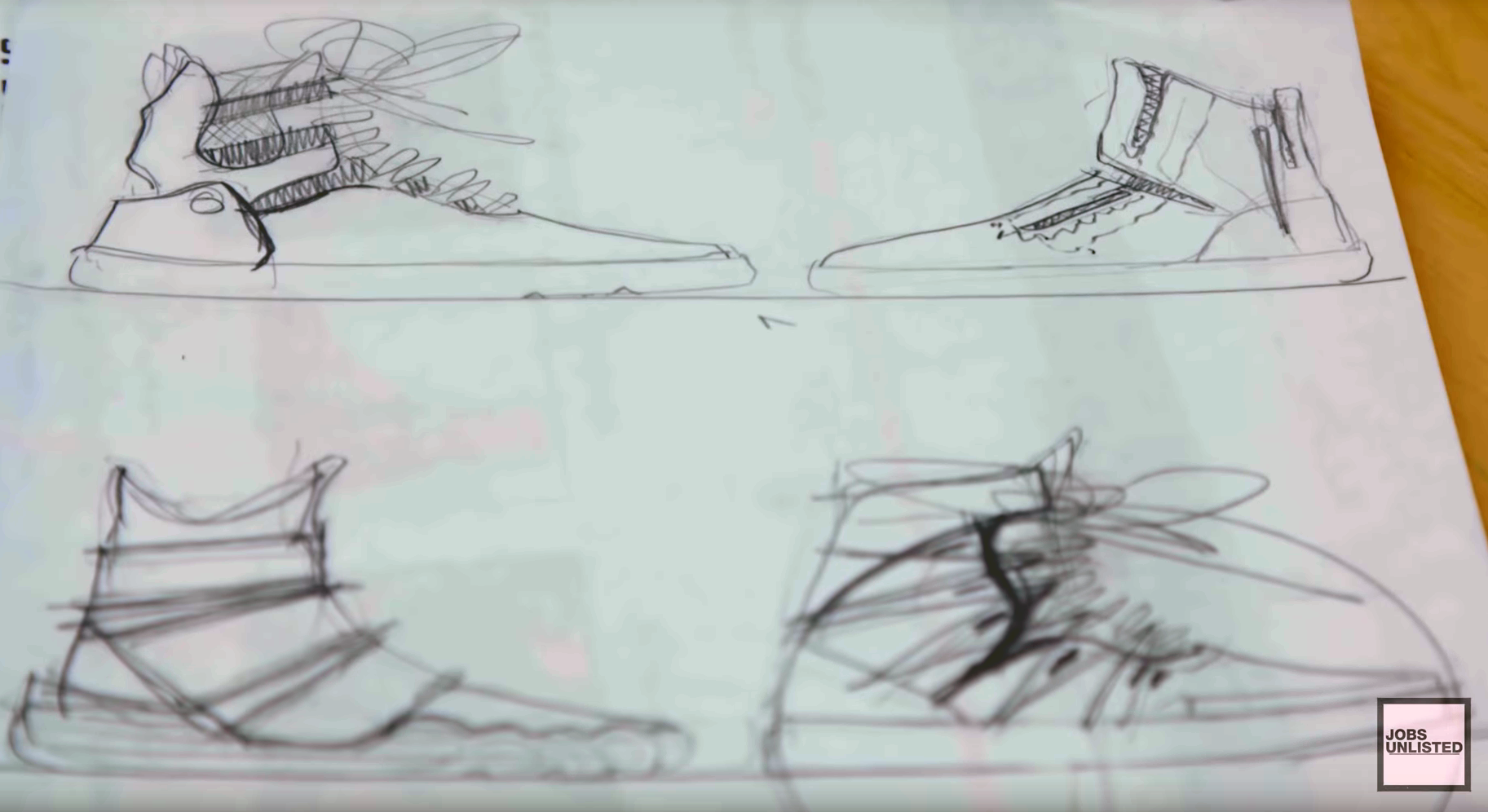 Via Complex: How To Be A Sneaker Designer For Nike and Jordan Brand