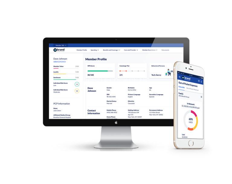 Member Portal and Mobile App Product Design