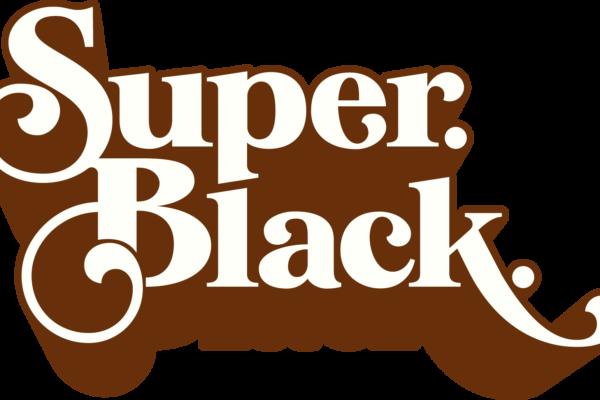 Funky Super. Black.