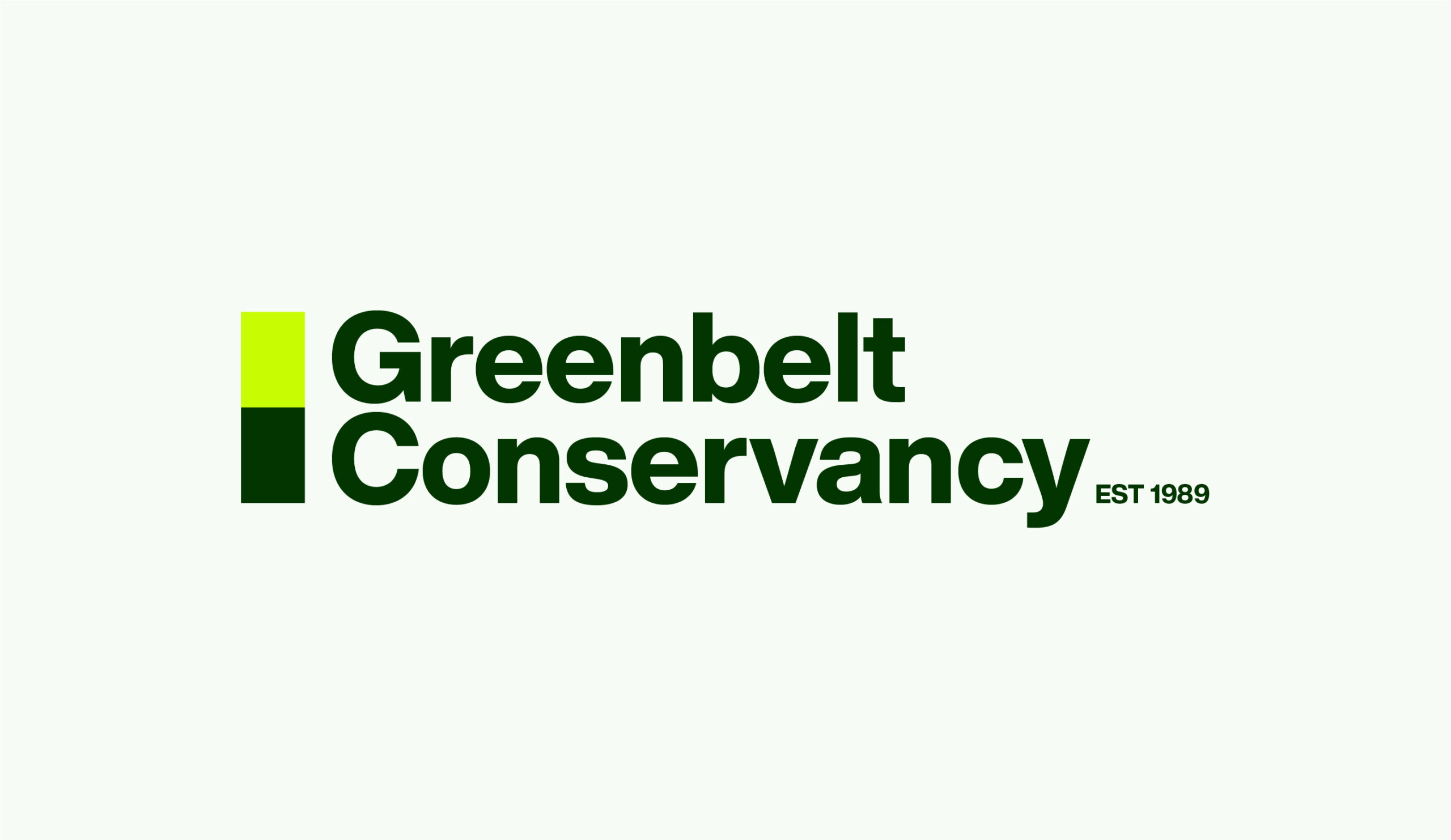 Greenbelt Conservancy Mock